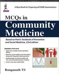 MCQs in Community Medicine