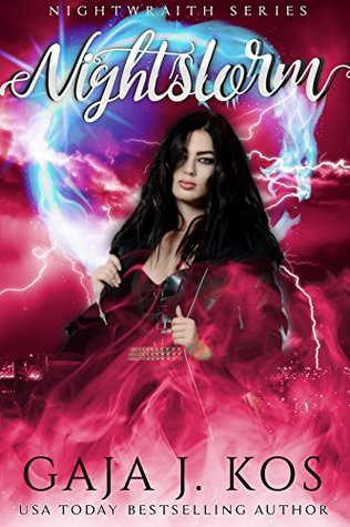 Nightstorm (Nightwraith Book 3)