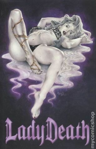 Lady Death: River of Fear