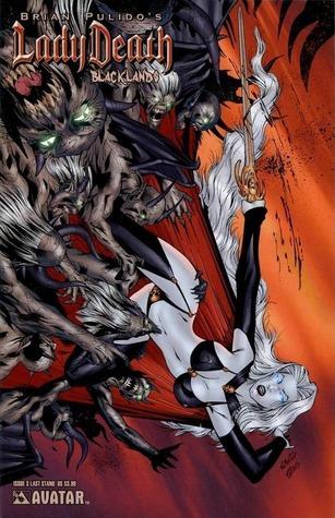Lady Death: Blacklands #3