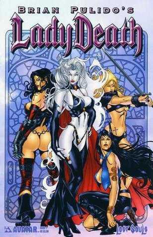 Lady Death: Lost Souls #1