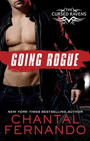 Going Rogue (The Cursed Ravens MC, #3)
