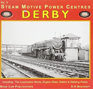Derby: No. 3: Including the Locomotive Works, Engine Shed, Station and Stabling Points