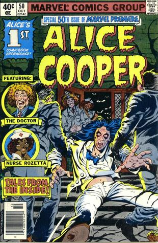 Alice Cooper: Tales from the Inside (Marvel Premiere #50)