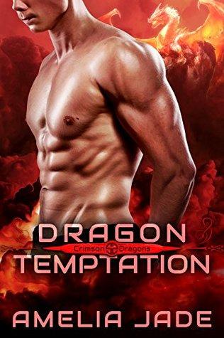Dragon Temptation (Crimson Dragons, #1)