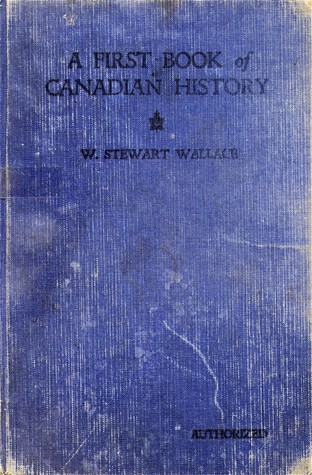 A First Book of Canadian History