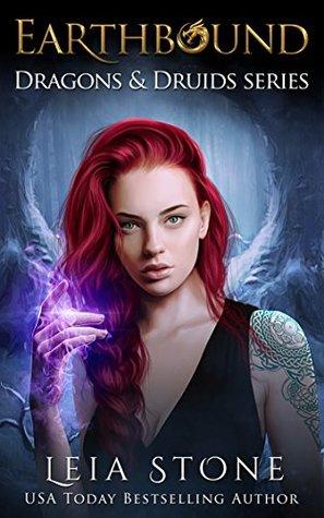 Earthbound (Dragons & Druids, #2)
