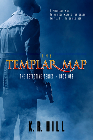 The Templar Map by Kevin R. Hill