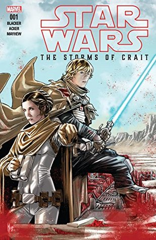 The Storms of Crait (Star Wars: The Last Jedi)