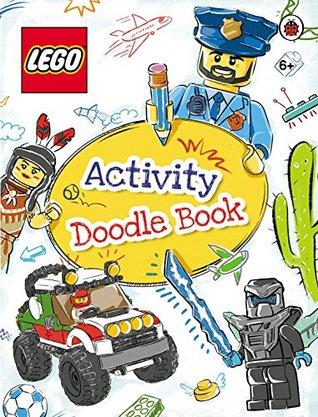 LEGO: Activity Doodle Book