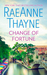 Change of Fortune by RaeAnne Thayne