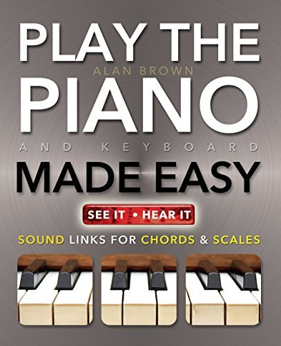 Play Piano & Keyboard Made Easy (eBook): Rock, Pop, Jazz & Classical (Music Made Easy)