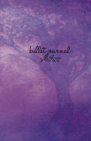 "Bullet Journal: Purple Tree Cover 5,5""x 8,5"": Dot Grid Journal, Design Book, Planner, Dotted Notebook, Work Book, Sketch Book, Math Book, 5mm Dots ... ... (Dot paper) (Bullet Journals) (Volume 13)"