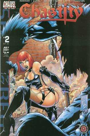 Chastity: Shattered #2