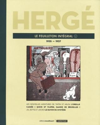 Hergé - Le Feuilleton Intégral, T.06: 1935-1937