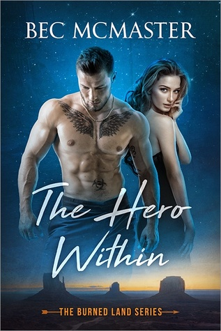 The Hero Within (Burned Lands, #3)