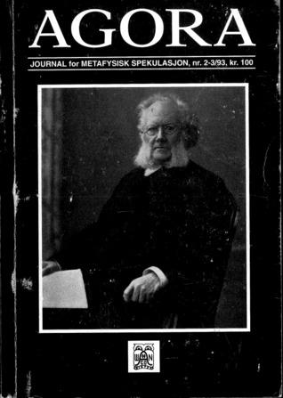 Agora nr. 2-3, 1993 : Ibsen