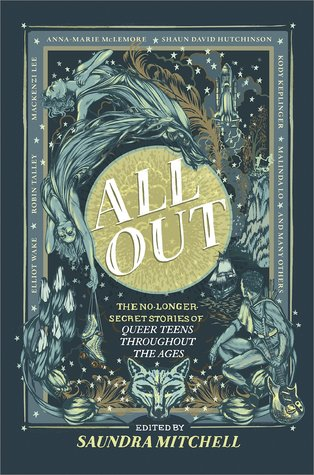 Image result for all out anthology