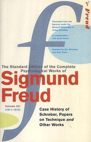 The Complete Psychological Works of Sigmund Freud 12
