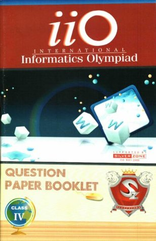 Silver Zone IIO International Question Paper Booklet - IV
