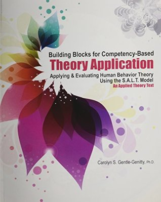 Building Blocks for Competency-Based Theory Application: Applying AND Evaluating Human Behavior Theory Using the S.A.L.T. Model: An Applied Theory