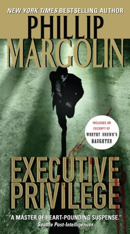 Executive Privilege (Dana Cutler, #1)
