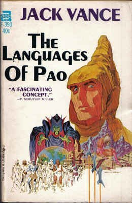 The Languages of Pao (Ace SF, No. F-390)