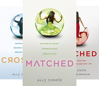 Matched trilogy box set by ally condie fandeluxe Choice Image