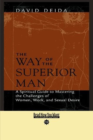 The Way Of The Superior Man Easyread Comfort Edition A Spiritual