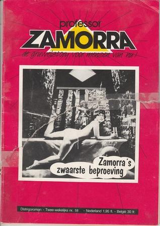 Zamorra's zwaarste beproeving - De tocht naar de hel (Professor Zamorra, #58)