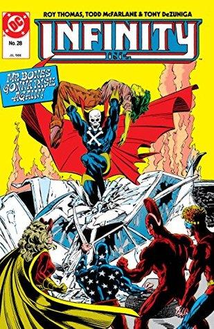 Infinity, Inc. (1984-1988) #28 (Infinity Inc. (1984-1988))
