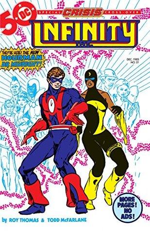Infinity, Inc. (1984-1988) #21 (Infinity Inc. (1984-1988))