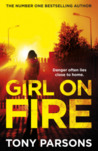 Girl On Fire (Max Wolfe #5)