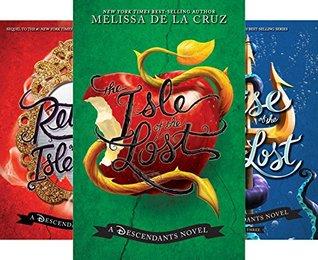 The Descendants (4 Book Series)