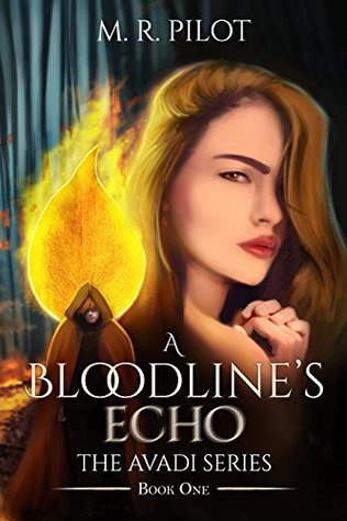 A Bloodline's Echo (The Avadi Series Book 1)