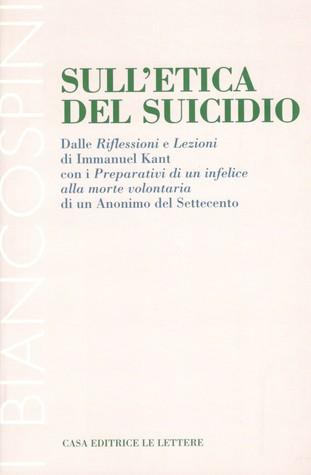 Sull'etica del suicidio