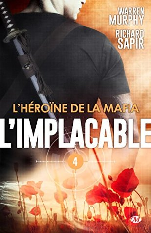 L'Héroïne de la Mafia: L'Implacable, T4