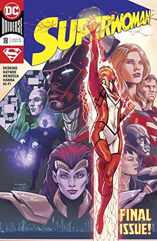 Superwoman (2016-) #18