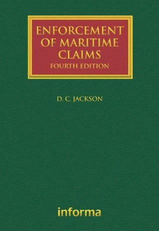 Enforcement of Maritime Claims