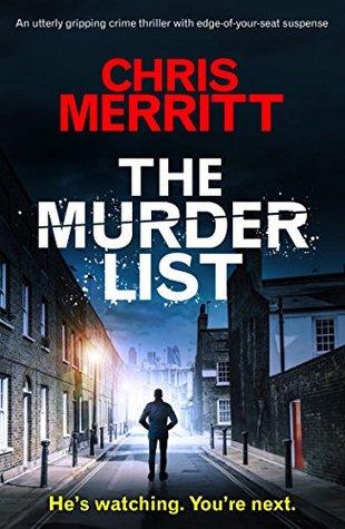 The Murder List (Detective Zac Boateng #1)