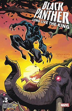 Black Panther: Long Live the King #3