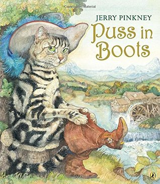 Ebook Puss in Boots by Jerry Pinkney TXT!