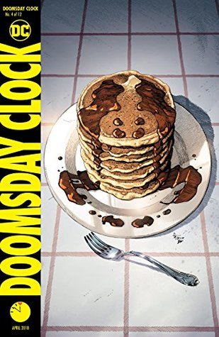 Doomsday Clock #4: Walk On Water