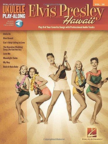 Ukulele Play-Along Volume 36: Elvis Presley (Hal Leonard Ukulele Play-Along)