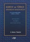 Korece ve Türkçe Arasındaki Benzerlikler by S. Göksel Türközü