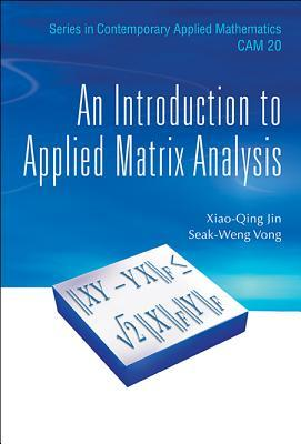 an introduction to the analysis of the matrix Proponents feel that factor analysis is the greatest invention since the double bed, while its detractors feel it is a useless procedure that can be used to support nearly any.
