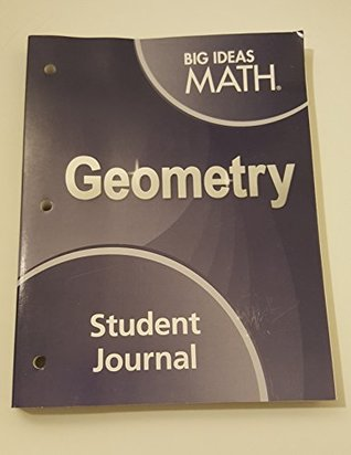 GEOMETRY - Big Ideas MATH - Student Journal