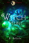 Witch Hunt on Crystal Lake (Moon Investigations #1)
