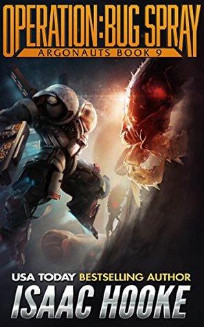 Operation: Bug Spray (Argonauts #9)