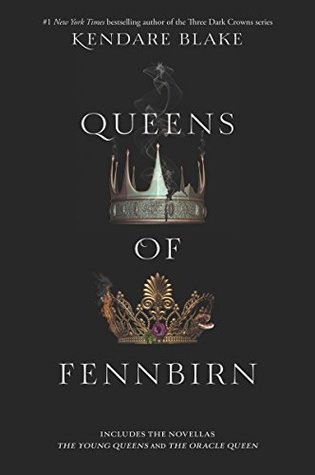 Queens of Fennbirn (Three Dark Crowns, #0.5)